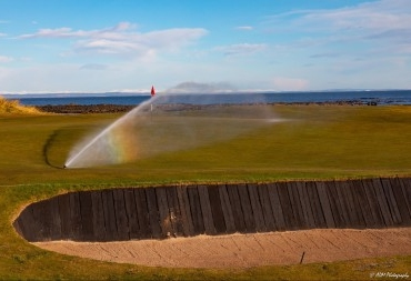 Crail 14th Green