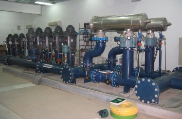 Middle East Pump Station