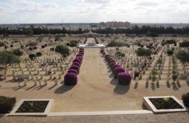 El Alamein War Cemetery - CWGC Egypt