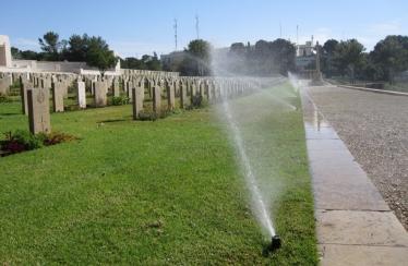 Jerusalem War Cemetery - CWGC