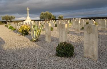 Oued Zarga War Cemetery - CWGC Tunisia