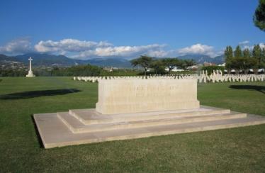 Salerno War Cemetery - CWGC Italy