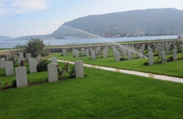 Souda Bay War Cemetery - CWGC Greece