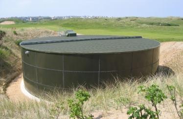 Royal Portrush – Water Storage Tank