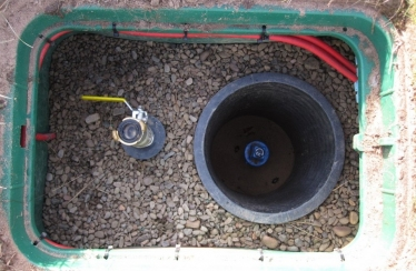 Typical Green Isolation (DN80 Valve)