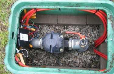 Green Isolation Valve – Saunders Valve