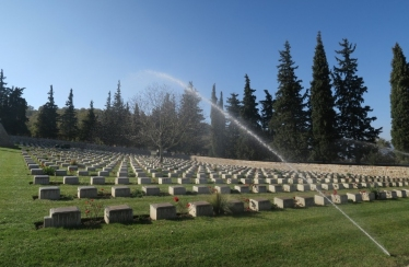 Dioran War Cemetery - CWGC Greece
