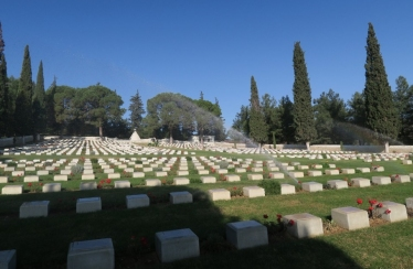 Karasouli War Cemetery - CWGC Greece