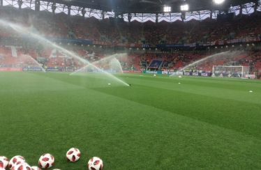Spartak Moscow 2018 World Cup